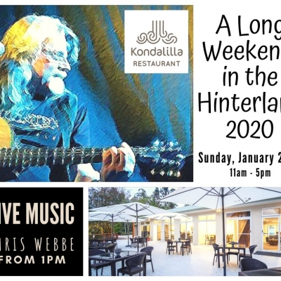 What's on at Kondalilla - January 2020