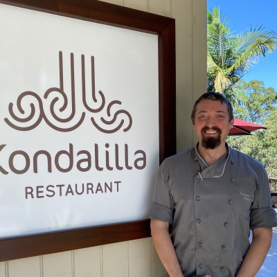 Award winning Executive Chef Alexander Schwarz welcomes you to Kondalilla Restaurant